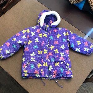 Kids Jupa ski jacket- Size 5